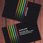 50 excelentes plantillas de tarjetas personales
