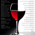 40 diseños de cartas de menu de restaurantes