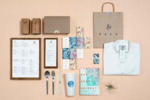 17 Diseños creativos de menú de restaurantes